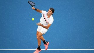 Tennis: Roger Federer, le tenant du titre, figure toujours parmi les favoris en Australie