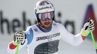 Luca Aerni: «Je suis resté trop prudent sur le slalom»