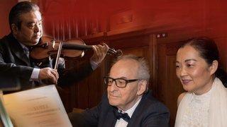 Saint-Maurice: le chanoine Georges Athanasiadès donnera un ultime concert le 9 février prochain