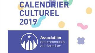 Haut-Lac: l'offre culturelle de la région regroupée sur un dépliant