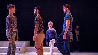 Théâtre du crochetan: La cité des rêves de la compagnie CocoonDance