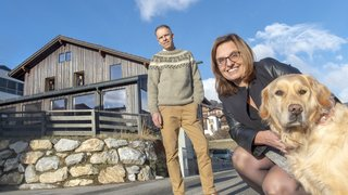 Un nouveau concept d'habitation partagée débarque en Valais