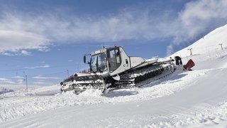 Ski: tous les voyants sont au vert malgré une neige moins abondante que l'année passée