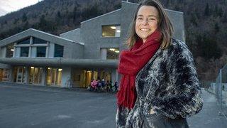 Martigny-Combe: une école neuve pour la rentrée
