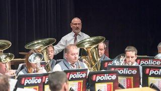 Valais: la police cantonale en concert