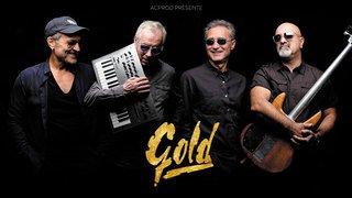 Saint-Gingolph: le groupe de rock Gold en concert pour fêter les 450 ans de l'amitié franco-suisse