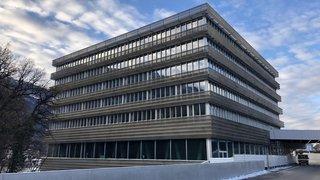 Sierre: des recours retardent l'ouverture de la nouvelle Ecole de commerce et de culture générale