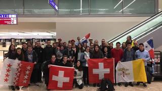 JMJ: au Panama, 17 Valaisans pour changer le monde