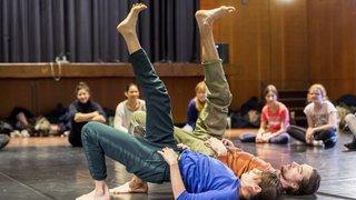 La danse à l'épreuve du jeune public à Monthey