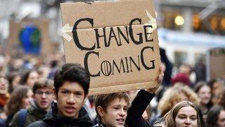 Valais: le mouvement étudiant Grève pour le climat n'atteint pas encore le canton.