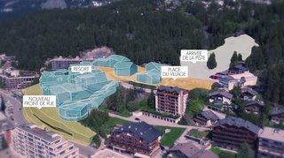 Crans-Montana: un projet de 350 lits débloqué
