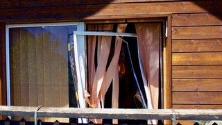 Salvan: des incendiaires ont failli embraser le village des Granges