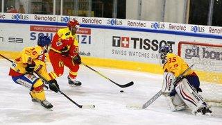 Hockey: Sierre a peut-être fait un pas décisif pour la première place