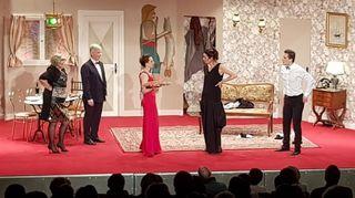 Aux Evouettes, la Troupe du Tové s'offre un classique du théâtre de boulevard