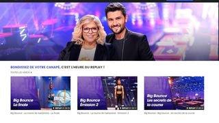 Pas de victoire valaisanne au Big Bounce, la course de trampoline de TF1