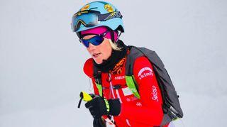 La Haut-Valaisanne Victoria Kreuzer conserve son titre national de Vertical race