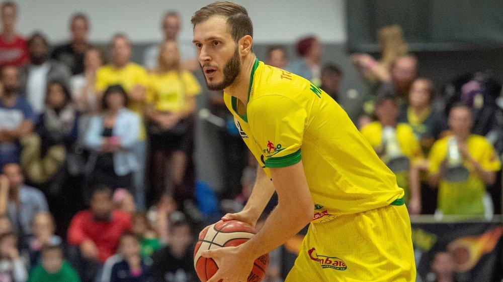 Mikael Maruotto et Monthey ont récolté deux points précieux à Lucerne.
