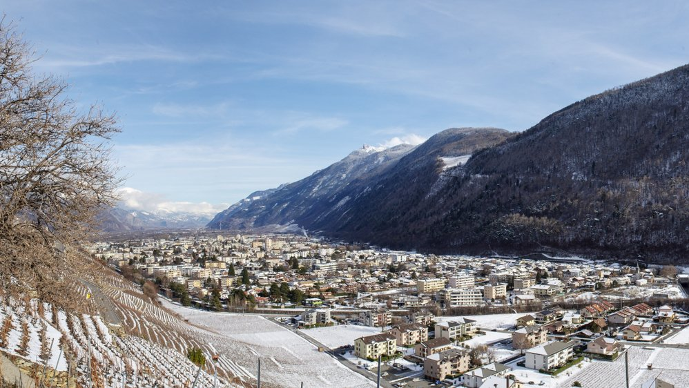 Martigny fait partie de la vingtaine de communes du Valais romand qui ne devra pas dézoner de terrains.