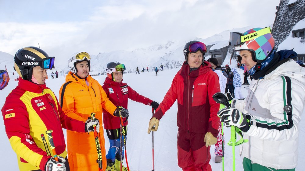 Yann Bouduban a notamment dû annuler un camp pour jeunes skieurs chinois prévu en Valais à la fin février.