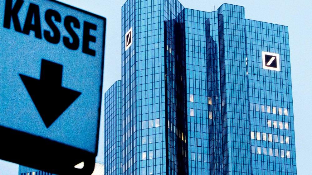 Deutsche Bank renoue avec les bénéfices