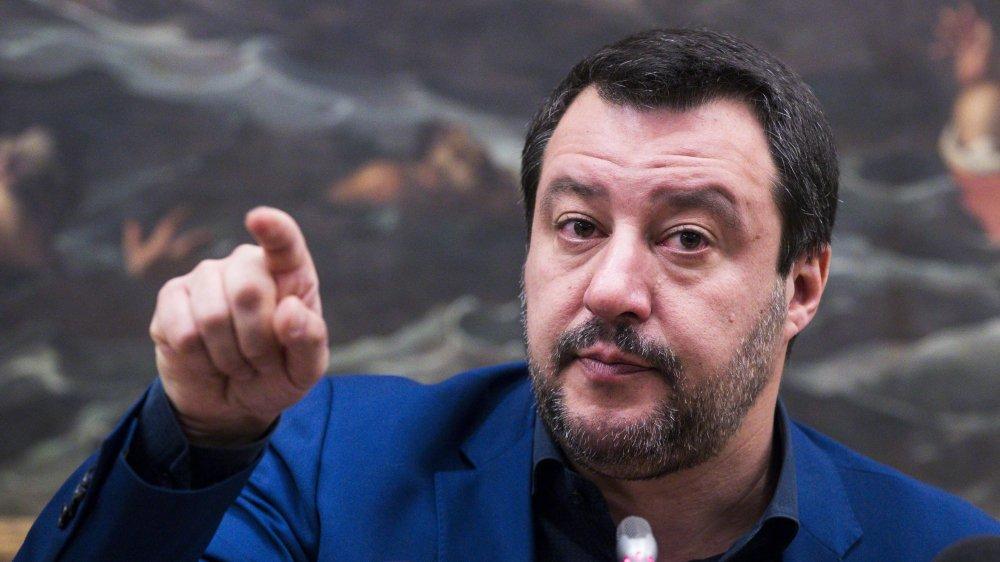 Salvini conforte sa stature nationale dans les Abruzzes