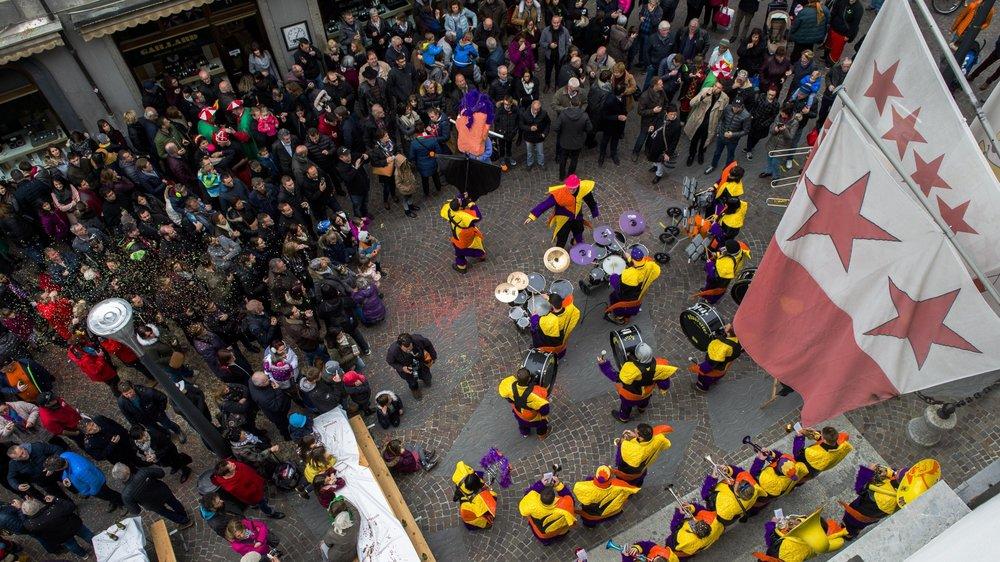 A Sion, comme presque partout dans le Valais romand, les carnavals peinent à afficher des finances saines.