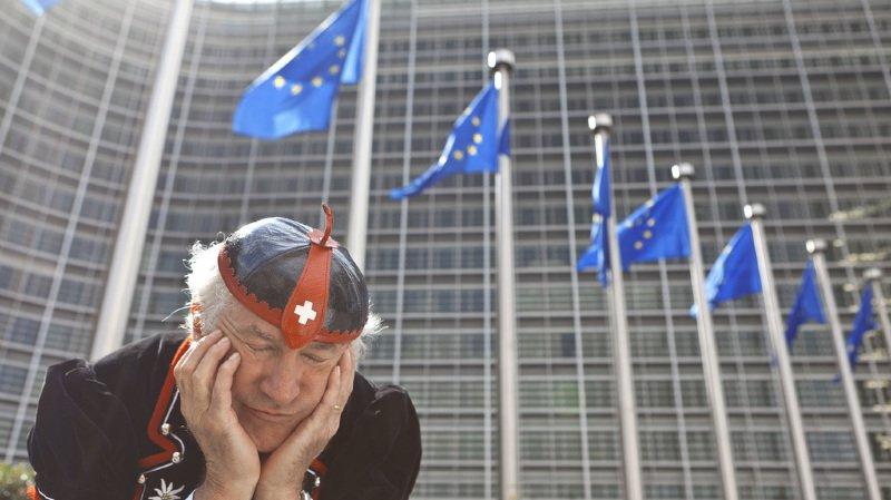 Suisse-UE: les Etats européens fermes avec la Suisse sur la nécessité d'un accord-cadre