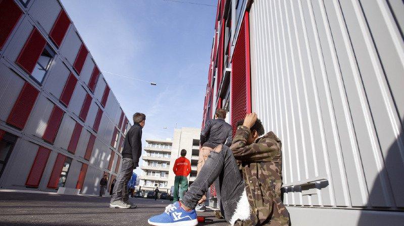Les jeunes en formation peuvent être déboutés durant leurs démarches de demande d'asile. Un appel a été lancé à Lausanne afin de les aider.