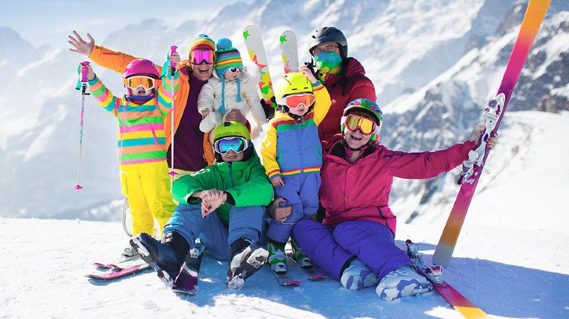 La Région Dents du Midi veut attirer les familles sur le domaine skiable.
