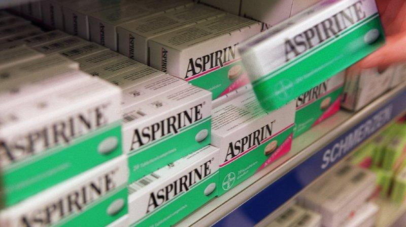 Santé: prendre de l'aspirine tous les jours n'est pas sans risque