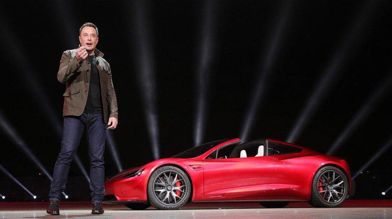 Automobiles: Musk rend publics les brevets Tesla pour contrer le réchauffement climatique