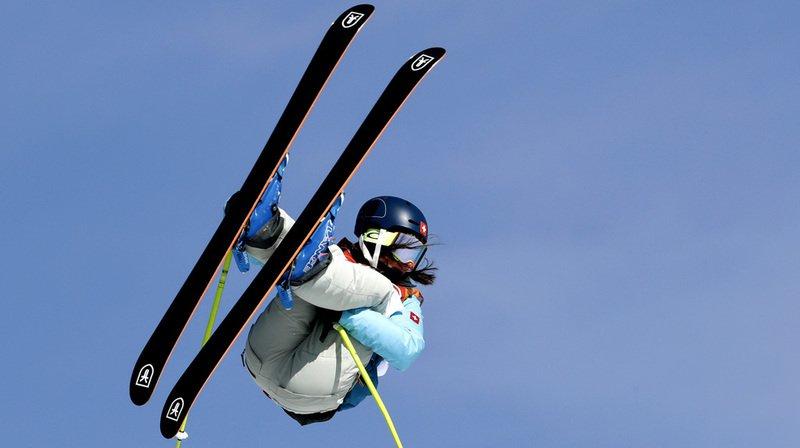 La Genevoise Sarah Höfflin décroche l'argent en slopestyle aux X-Games d'Aspen