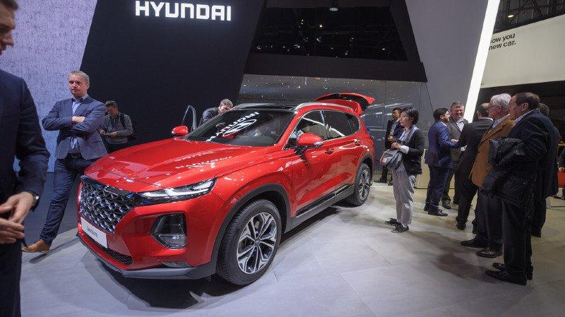 Salon de l'auto de Genève: coup dur pour les organisateurs, Hyundai et Jaguar Land Rover renoncent