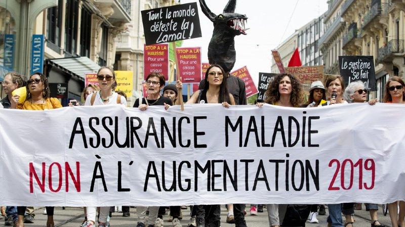 Primes maladie subventionnées: le PS met la pression sur les cantons qui violent une décision récente du Tribunal fédéral