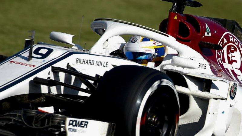 L'an passé, Alfa Romeo était devenu le sponsor titre de l'équipe, qui s'appelait alors Alfa Romeo Sauber F1 Team.