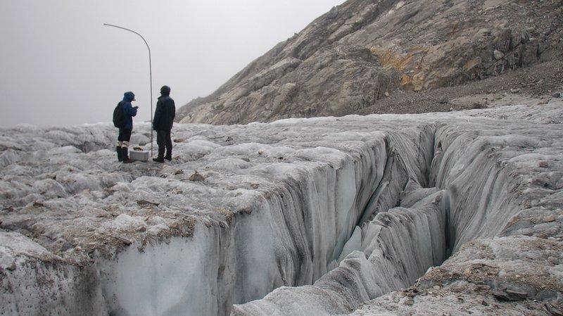 Pour les glaciers d'Asie centrale, le volume a même été revu à la baisse de 27%, selon ces travaux publiés dans la revue Nature Geoscience.