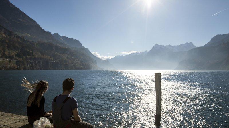 Météo: avec plus de 10 degrés, la douceur sera de retour en Suisse en fin de semaine