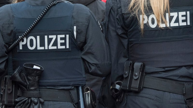 Selon un témoin, les véhicules disposant d'une immatriculation étrangère, particulièrement hongroise, étaient arrêtés et fouillés.