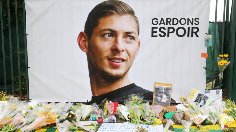 L'avion qui transportait le footballeur argentin Emiliano Sala a été retrouvé