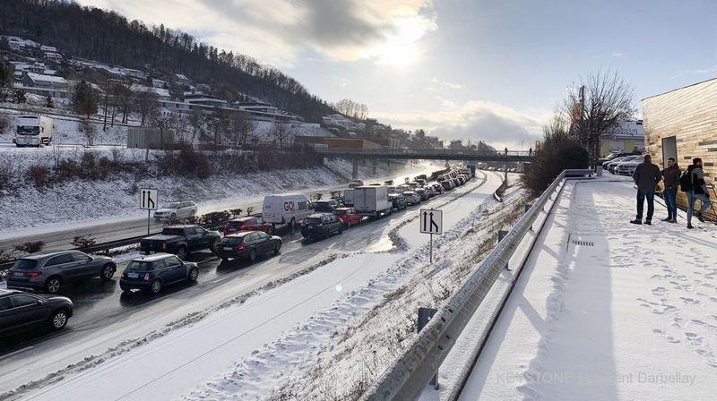 Pourquoi la neige a-t-elle épargné le Valais central?
