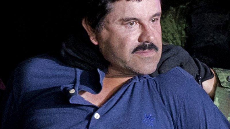 """Joaquin """"El Chapo"""" Guzman a été jugé """"coupable"""" aux Etats-Unis."""