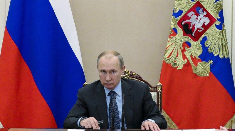 La Russie ne prendra plus l'initiative de négociations sur le désarmement avec les Etats-Unis.