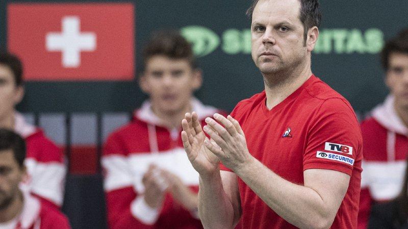 Tennis – Coupe Davis: «même si la déception est forte, il y a des motifs de satisfaction»