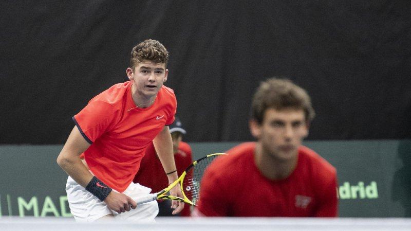 Tennis - Coupe Davis: la Suisse remporte le double face à la Russie et reprend espoir