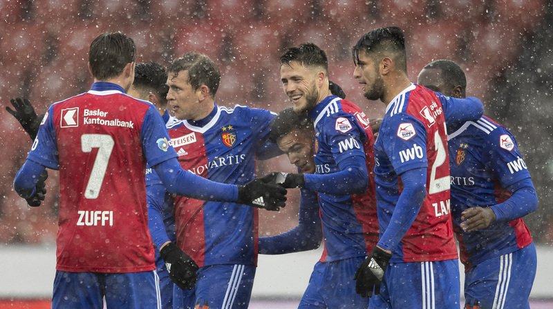 Football – Super League: Bâle s'impose 4-0 face à Grasshopper