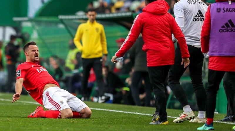 Football – Championnat du Portugal: Haris Seferovic troisième meilleur buteur