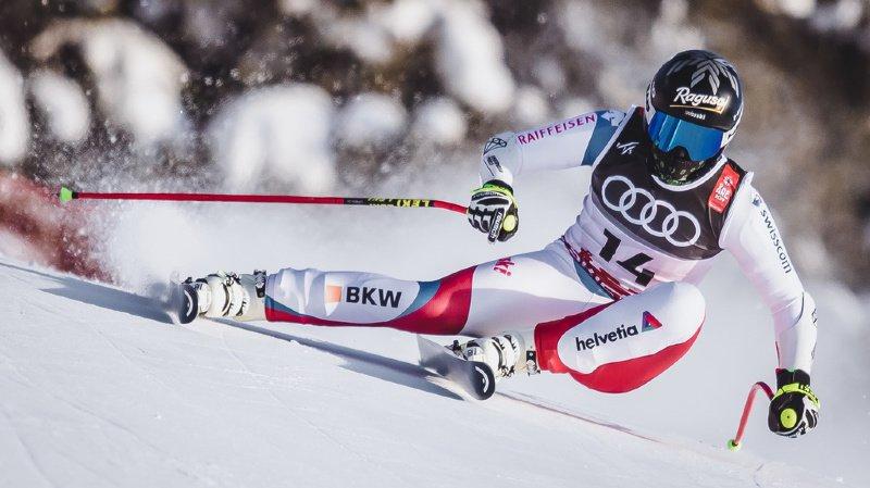 Ski alpin - Mondiaux d'Are: Les Suissesses à l'aise lors du deuxième entraînement de la descente