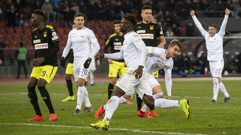 Zurich a remporté le 273e derby de la Limmat en battant Grasshopper 3-1.