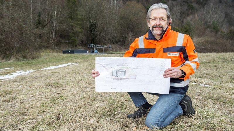 Géothermie: face aux inquiétudes, les experts du projet de Lavey rassurent