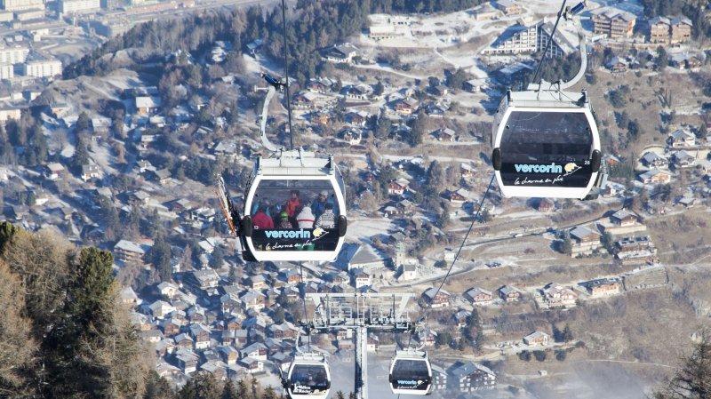 Vercorin: la commune de Chalais crée une société anonyme du tourisme
